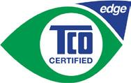 8. Informacije o propisima 8. Informacije o propisima TCO Certified Edge Congratulations, Your display is designed for both you and the planet!